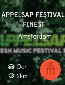 Appelsap Festival's finest