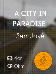 A City In Paradise