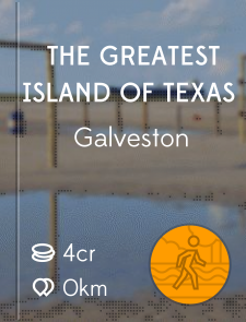The Greatest Island Of Texas