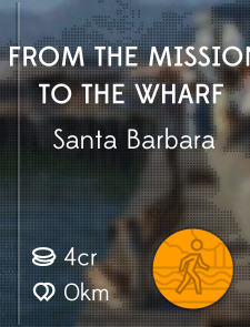 From The Mission To The Wharf