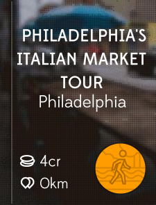Philadelphia's Italian Market Tour