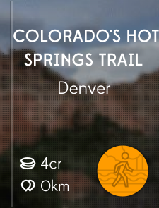 Colorado's Hot Springs Trail