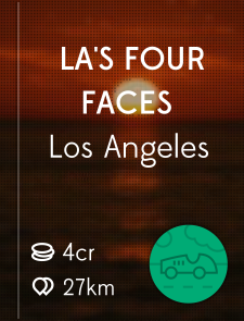 LA's Four Faces