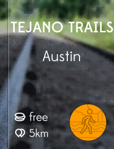 Tejano Trails