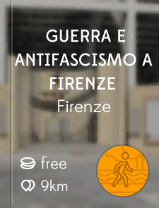 Guerra e antifascismo a Firenze
