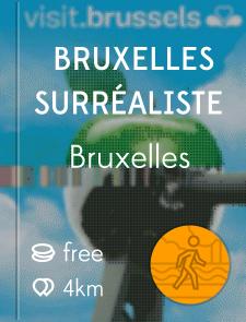Bruxelles surréaliste
