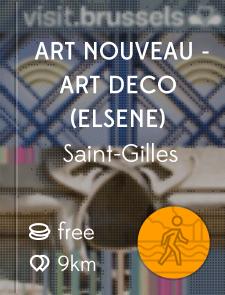 Art Nouveau - Art Deco (Elsene)