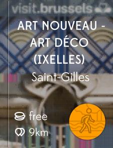 Art Nouveau - Art Déco (Ixelles)