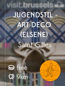 Jugendstil - Art Deco (Elsene)