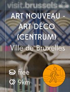 Art Nouveau - Art Déco (Centrum)