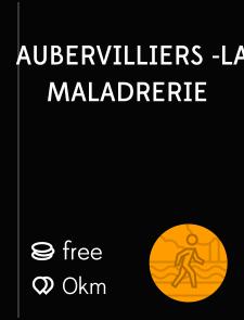 Aubervilliers -La Maladrerie