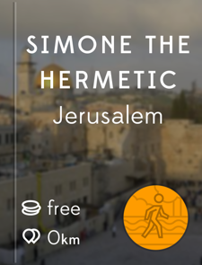 Simone The Hermetic