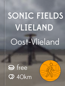 Sonic Fields Vlieland