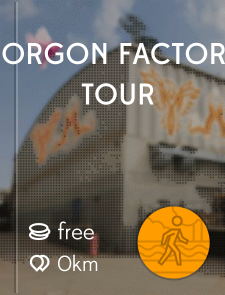 Orgon Factory Tour