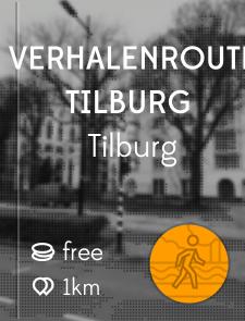 Verhalenroute Tilburg