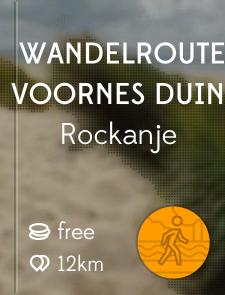 Wandelroute Voornes Duin