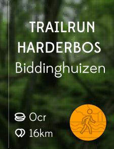 Trailrun Harderbos