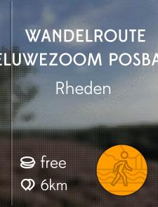 Wandelroute Veluwezoom Posbank