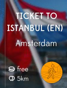 Ticket to Istanbul (EN)