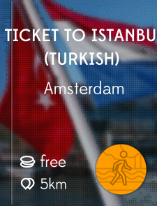 Ticket to Istanbul (Turkish)