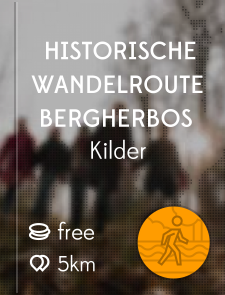 Historische route Bergherbos