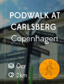 Podwalk at Carlsberg