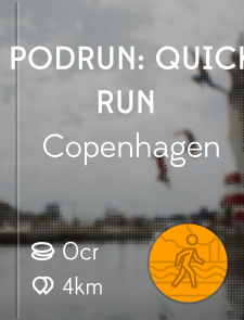 Podrun: Quick run