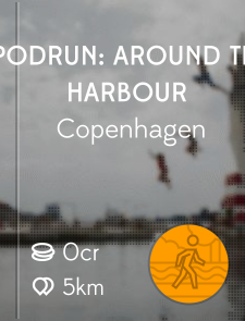 Podrun: Around The Harbour