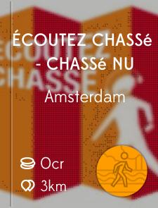 Écoutez Chassé - Chassé Nu