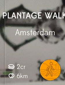 Plantage Walk
