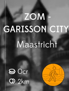 ZoM - Garisson City