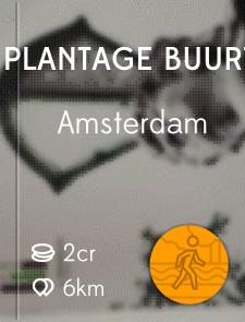 Plantage Buurt