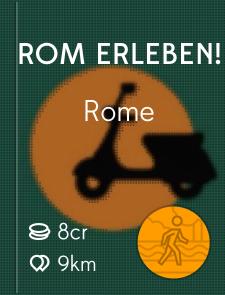 Rom erleben!