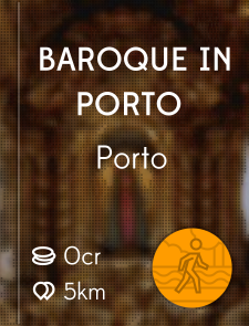 Baroque in Porto