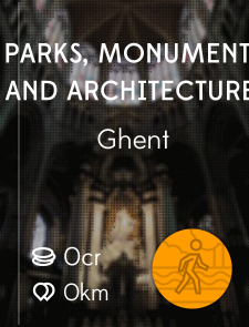 Parks, Monuments and Architecture