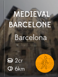 Medieval Barcelone