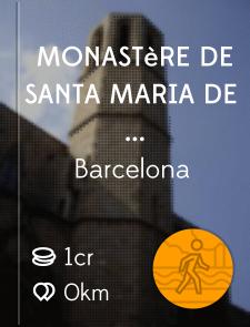 Monastère de Santa Maria de Pedralbes