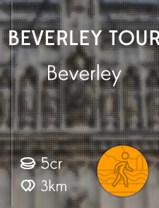 Beverley Tour