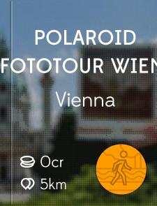 Polaroid Fototour Wien