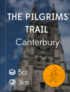 The Pilgrims' Trail