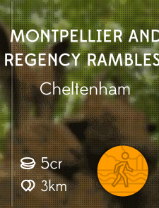 Montpellier and Regency Rambles