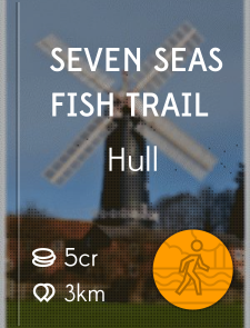 Seven Seas Fish Trail