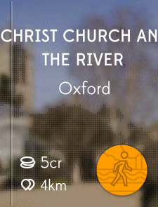 Christ Church and the River