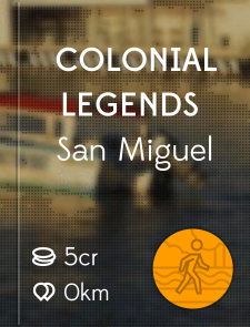 Colonial Legends