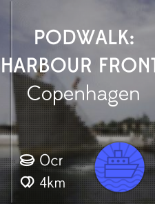 PODWALK: HARBOUR FRONT