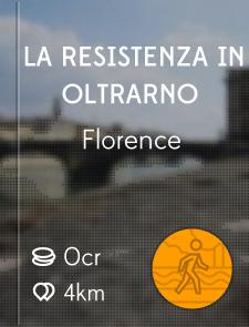 La Resistenza in Oltrarno