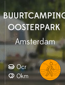 Buurtcamping Oosterpark