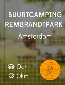Buurtcamping Rembrandtpark