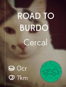 Road to Burdo