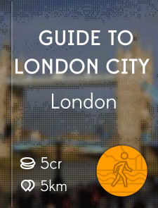 Guide to London City